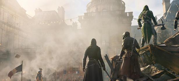 El parche 5 de <em>Assassin's Creed Unity</em> se retrasa en PC