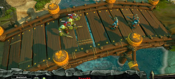 <em>Dungeons II</em> llegará en abril a PC