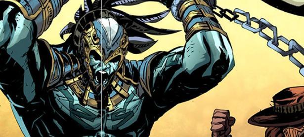 Pistolero enmascarado podría ser nuevo personaje de <em>MKX</em>