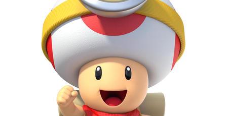 Productor de Captain Toad quiere ver al personaje en más juegos de Nintendo