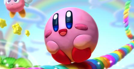<em>Kirby and the Rainbow Curse</em>