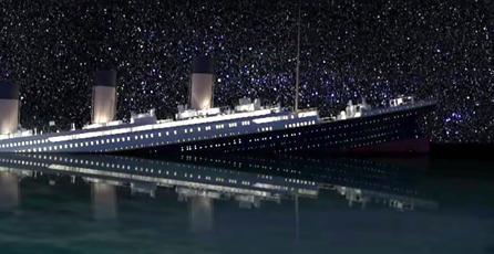Nuevo proyecto indie busca recrear naufragio del Titanic