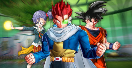 <em>Dragon Ball XenoVerse</em>