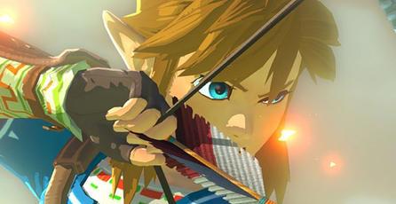 Tienda italiana lista a <em>Zelda</em> de Wii U para primavera de 2015