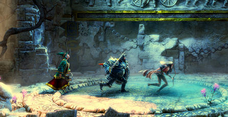 Revelan primer trailer de <em>Trine 3: The Artifacts of Power</em>