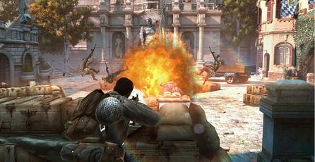 Gearbox quiere hacer otro <em>Brothers in Arms</em>