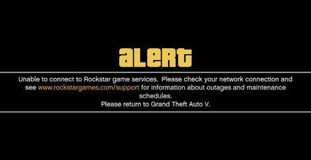 Reportan problemas de servidores en <em>GTA Online</em>