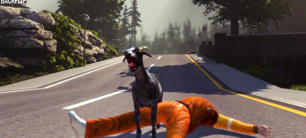 Confirman <em>Goat Simulator</em> para Xbox One y Xbox 360