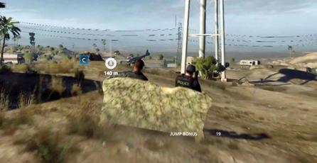 Puedes conducir un sofá en <em>Battlefield Hardline</em>