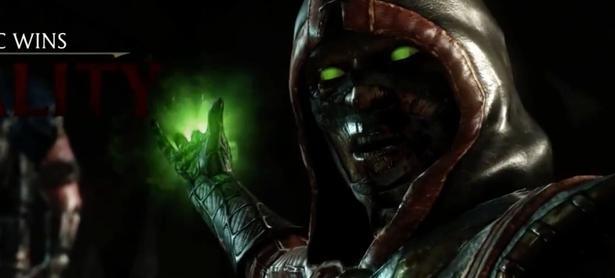 Mira un brutal fatality de Ermac en <em>Mortal Kombat X</em>
