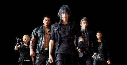 Mira este espectacular summon de <em>Final Fantasy XV</em>