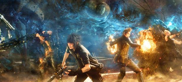 Códigos para demo de <em>Final Fantasy XV</em> aparecen en eBay