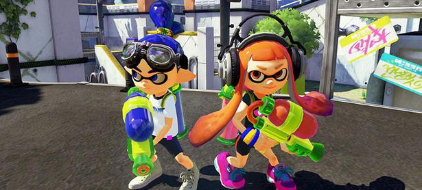Nintendo explica el sistema de batallas clasificatorias de <em>Splatoon</em>