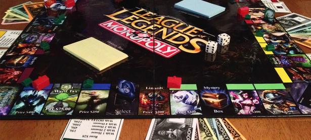 Personalizan <em>Monopoly</em> con temática de <em>League of Legends</em>