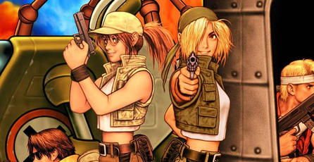 <em>Metal Slug 3</em> ya está disponible en PlayStation Network