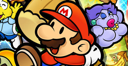 <em>Paper Mario: The Thousand Year Door</em> podría llegar a 3DS