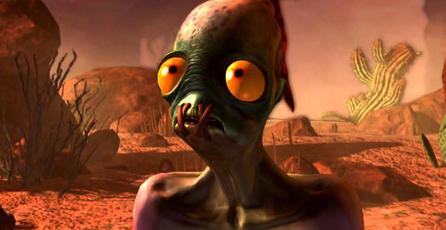 <em>Oddworld: New 'n' Tasty</em> por fin llega a Xbox One