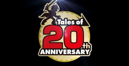 Bandai Namco lanza video para celebrar el 20.° aniversario de <em>Tales Of</em>