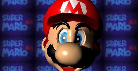 Logran correr <em>Super Mario 64</em> HD en un iPhone 6