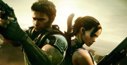 <em>Resident Evil 5</em> llega a Steamworks con nuevo contenido