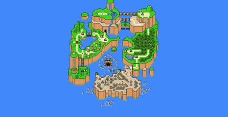 Aprende a hacer el glitch para acabar <em>Mario World</em> en menos de un minuto