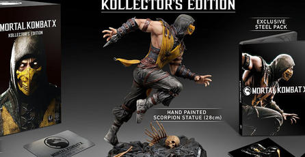 Lanzan nueva edición de colección de <em>Mortal Kombat X</em>
