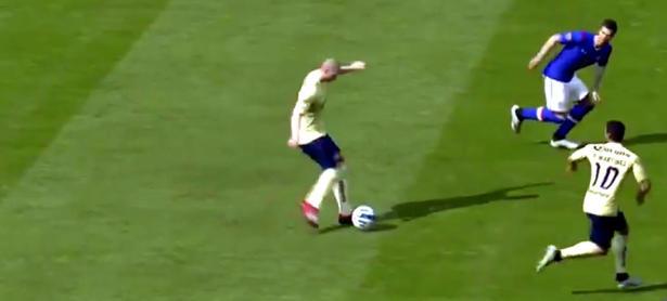 Simulación América Vs. Cruz Azul según <em>FIFA 15</em>