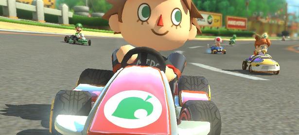 Mira la nueva modalidad 200cc de <em>Mario Kart 8</em>