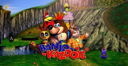 Phil Spencer quiere ver a Banjo en <em>Super Smash Bros.</em>