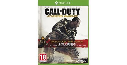 Debuta <em>Call of Duty: Advanced Warfare Gold Edition</em>