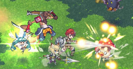 <em>Breath of Fire 6</em> debutará en Android