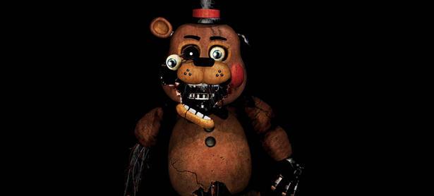 REPORTE: <em>Five Nights at Freddy's</em> tendrá una película
