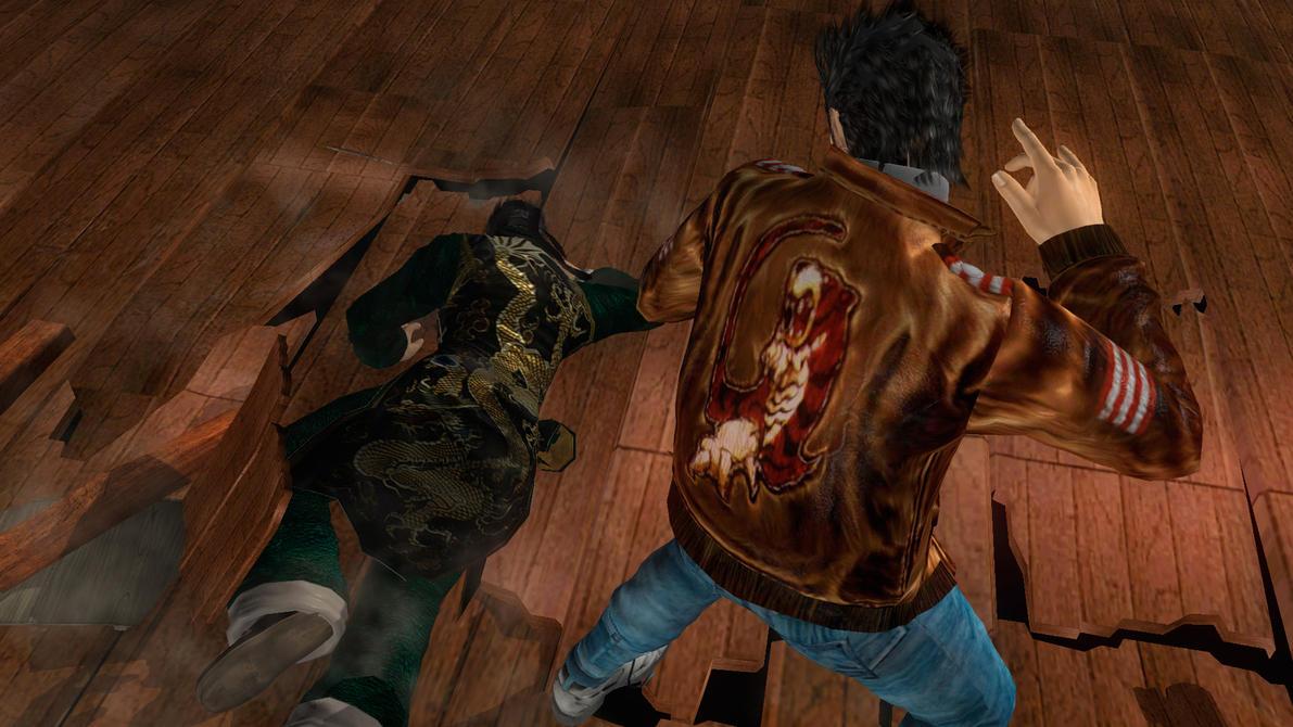 <em>Dead or Alive 5: Shenmue Mod</em>
