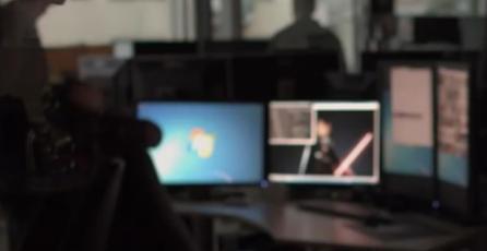EA revela borrosa imagen de <em>Star Wars: Battlefront</em>