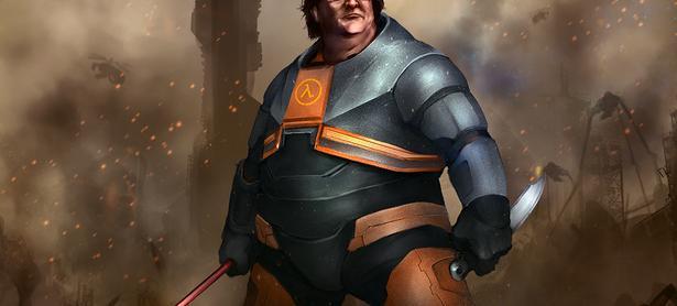 Gabe Newell aparecerá como enemigo en <em>Crawl</em>