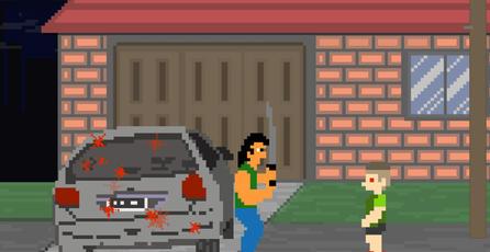 Samurái argentino ya tiene su propio videojuego