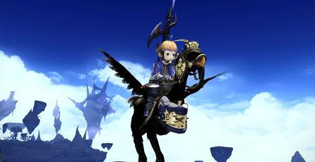Sólo <em>Final Fantasy XIV: Heavensward</em> soportará monturas voladoras