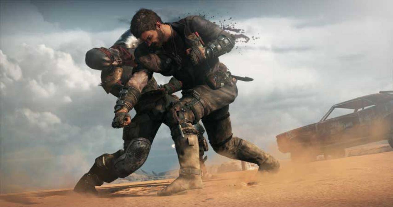 Liberan nuevas imágenes de <em>Mad Max</em>