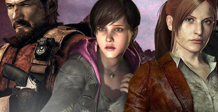 Nuevos trajes para <em>Resident Evil: Revelations 2</em>