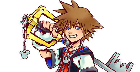 Crean keyblade de <em>Kingdom Hearts</em> basada en <em>The Legend of Zelda</em>
