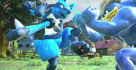 Publican nuevos videos de <em>Pokkén Tournament</em>