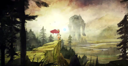 Lanzan libro ilustrado de <em>Child of Light</em>
