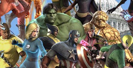 Juegos de <em>The Avengers</em>