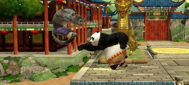 Revelan juego de peleas de <em>Kung Fu Panda</em>