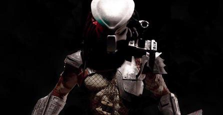 Mira el teaser de Predator en <em>Mortal Kombat X</em>