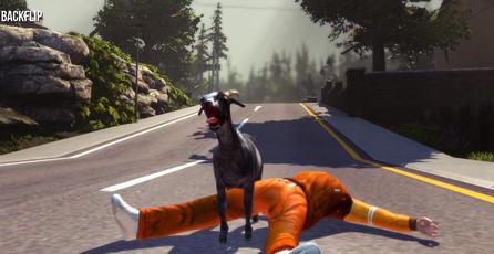Muy pronto serás una cabra zombie en <em>Goat Simulator</em>