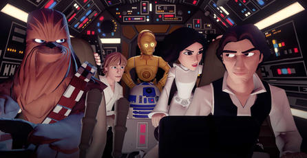 <em>Disney Infinity 3.0</em> tendrá personajes de <em>Star Wars</em>