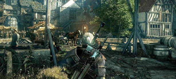 Observa <em>The Witcher: Wild Hunt</em> a 1080p en PlayStation 4