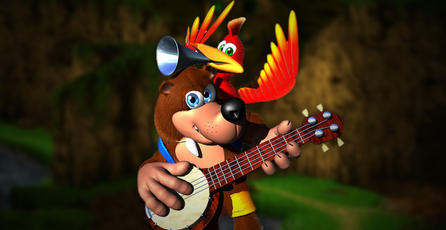 <em>Banjo-Kazooie</em>