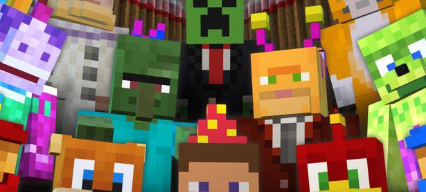 Microsoft celebra el cumpleaños de <em>Minecraft</em> con skins gratuitos